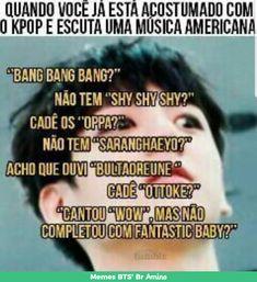 Read 004 from the story Memes kpop by _vmim_ (Boooom) with reads. Bts Memes, K Meme, Bts Meme Faces, Funny Memes, Funny Videos, Bts Taehyung, Bts Bangtan Boy, Namjoon, Jimin