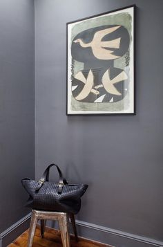 A Flat in Montmartre, Echoes of Chanel - Remodelista