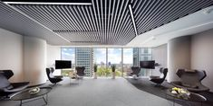 ​Custom commercial metal ceilings from Armstrong Ceiling Solutions offer the high design of metal in custom sizes, shapes and perforations for commercial applications. Aesthetic Solutions, Metal Ceiling, Metal Panels, Higher Design, Custom Metal, Open Plan, Contemporary Design, Creative Design, Teak
