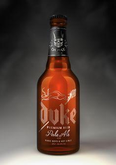 Duke Premium beer