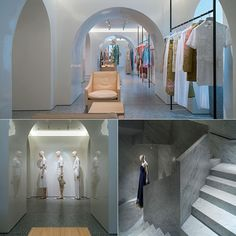 The Coolest New Flagship Stores Around The World  9ae6dcc52