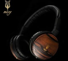 The wood cups and the inner architecture offer a warm yet crisp sound and amazing clarity in all frequency ranges.