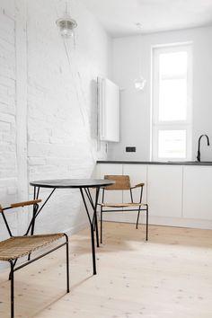 Minimalist Kitchen By Loft Kolasinski Studio, Poland – Design. / Visual.