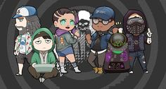 Watch Dogs 2/Wrench Art