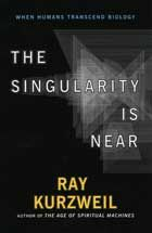 The Singularity is Near » About the Book  Ray Kurzweil talkes about the thrilling transformation that will happen in about the year 2045 when our intelligence will become increasing nonbiological and trillions of time more powerful than it is today.