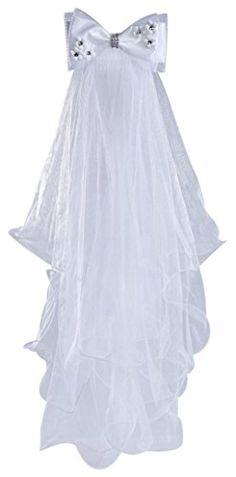 Dreamdress Girls Veils Bow Wedding Communion Headpiece Ch... https://www.amazon.com/dp/B01ELAA6U8/ref=cm_sw_r_pi_dp_x_0b1ZybE99GF29