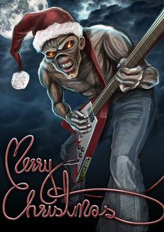 Have a Maiden Christmas