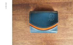 「カワセミ」 小さいふ 極小財布 ペケーニョ Card Case, Wallet, Cards, Maps, Playing Cards, Purses, Diy Wallet, Purse
