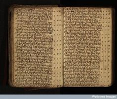 18th century Apothecary's Cash-Book, West Yorkshire, England...
