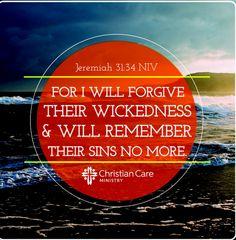 What a great God. #forgiveness #grace #God #love #Jeremiah #bible