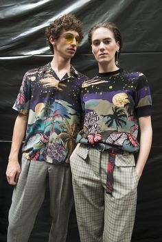 Paul Smith Spring 2018 Men's Fashion Show Backstage - The Impression