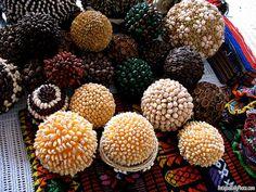 Decorative Balls made in Guatemala