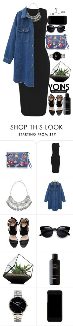 """Modern Women"" by youryulianna ❤ liked on Polyvore featuring BRAD Biophotonic Skin Care, Nixon, Dolce&Gabbana and modern"
