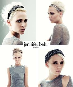 pretty headbands by jennifer behr.