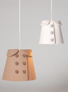 'Dressing the Light' presents Capottino: lights dressed in high fashionAxo Light with duo Yuuka Miyazono - Ryosuke Fukusada #coat #light