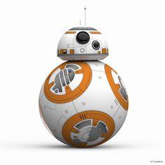 Resultado de imagen para bb-8 droid