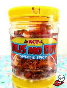 Sweet & Spicy Dilis