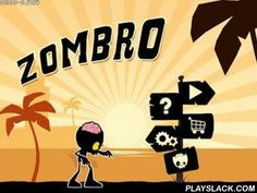 Zombro  Android Game - playslack.com , Zombro - a very much funny passageway problem not akin to other games. You will direct undead who needs to come the stage extremity, overcoming different hindrances like openings with stakes, devices, wood with annoyances and petrolsaws, hung  on lines, etc. It will be essential to overcome these hindrances initiating  different mechanisms or to neglect on buildings and many other things.  The most absorbing - during the game activities you should…