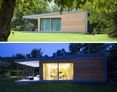 prefab modular vacation cabin