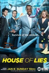 Don Cheadle & Kristen Bell & Stephen Hopkins-House of Lies: Season 1 Kristen Bell, Breaking Bad, New Movies, Movies And Tv Shows, Watch Movies, Stephen Hopkins, Showtime Series, Show Logo, Season Premiere