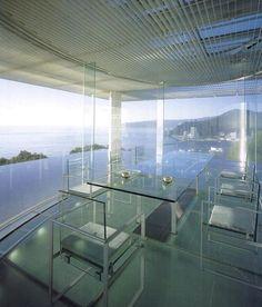 Glass House by Kengo Kuma