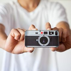 Leica iPhone skin