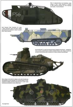 Ww1 History, Military History, Army Vehicles, Armored Vehicles, Ww1 Tanks, Ww1 Soldiers, Military Equipment, World War One, Military Weapons