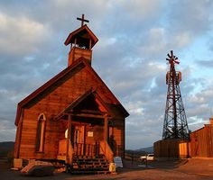 Old West Church