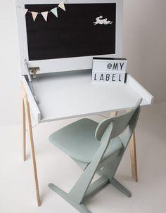 Krzesełko vintage dla przedszkolaka