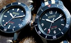 A diver watch is the only watch for the summer and with the Bremont Supermarine, you can't go wrong. The new Bremont Supermarine Type 301 responds to a demand for a professional dive watch in…