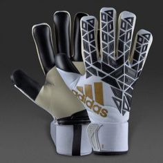sports shoes fb033 b45a3 Adidas Ace Transition Pro White Black Gold Metallic. Gold Gloves, Gold  Adidas