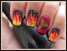 Southern Sister Polish: Happy Hunger Games!!