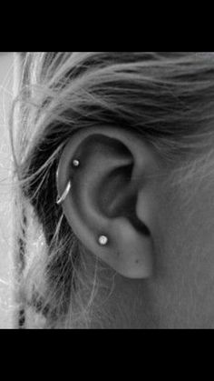 I want another cartilage piercing