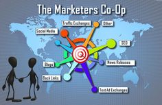 We have the most productive and effective marketing cooperative in the entire industry.  Our marketing plans start at just $20 a month for the starter package. You can join as free affiliate to earn generous commissions. Graphic by webmiepgraphics.com