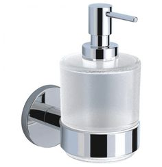 Jaquar Continental Soap Dispenser With Glass Bottle
