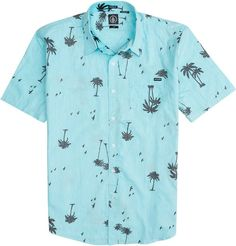 Volcom palms ss shirt. http://www.swell.com/New-Arrivals-Mens/VOLCOM-PALMS-SS-SHIRT?cs=AQ