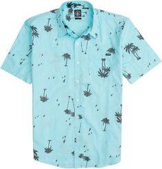 Volcom palms ss shirt. http://www.swell.com/New-Arrivals-Mens/VOLCOM-PALMS-SS-SHIRT?cs=AQ