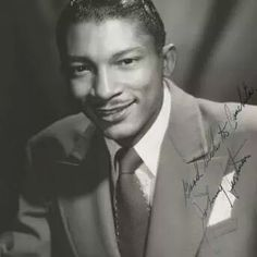 Johnny Hartman (July 3, 1923 – September 15, 1983) was a critically acclaimed, although never widely known,jazz singer. In 1963 he recorded perhaps the greatest jazz-vocal album of all time with John Coltrane called John Coltrane and Johnny Hartman. He was briefly a member of Dizzy Gillespie's group and also recorded with Erroll Garner as well as recording many solo albums.
