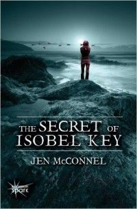 Outlander fans will love The Secret of Isobel Key by Jen McConnel. In the novel, twenty-something Lou travels to Scotland to uncover a mystery involving of 17th-century witchcraft