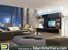 Le Van Phong, render, 3d, interior design, 3darchitettura www.3darchitettura.com/le-van-phong