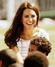 Kate Middleton...I just love her