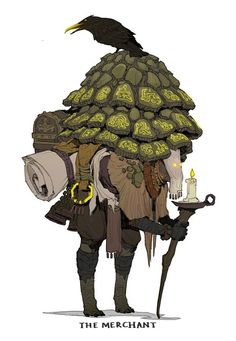 ArtStation - The Tortoise and The Hare, Carlyn Lim