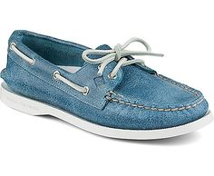 Sperry Top-Sider Authentic Original White Cap Boat Shoe