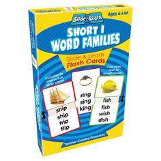 VOWELS SHORT I WORD FAMILIES SLIDE