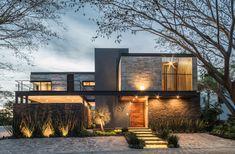Estrutura metálica residencial – Forte – Studio de Arquitetura