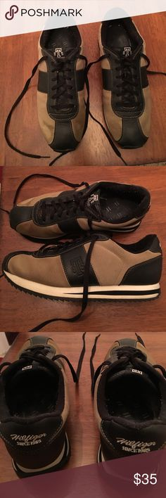 Men's Tommy Hilfiger Sneakers 11.5 Men's Tommy Hilfiger Sneakers 11.5 Excellent Condition Tommy Hilfiger Shoes Sneakers