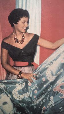 .: SESSÃO NOSTALGIA - As rainhas da beleza brasileira de 1954  Sônia Maria Carneiro, Miss Elegante Bangu 1954