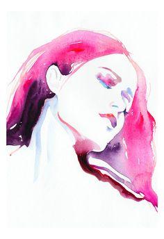 Hoi! Ik heb een geweldige listing gevonden op Etsy https://www.etsy.com/nl/listing/100133716/fashion-illustration-watercolor-print-85