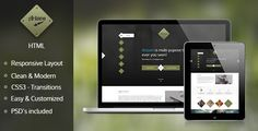 Artoon is multipurpose template with endless possibilities. Artoon help you build beauty and modern website in no time. Artoon also responsive, looks perfect from desktop to mobile. So whoever you and whatever your bussines, get artoon for your inspiration!  http://themeforest.net/item/artoon-one-page-html-template/6062805/?r=joinwebs