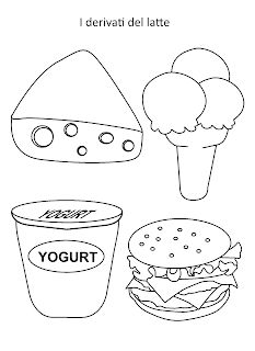 Latte, Science, School, Yogurt Cups, Animals, Food